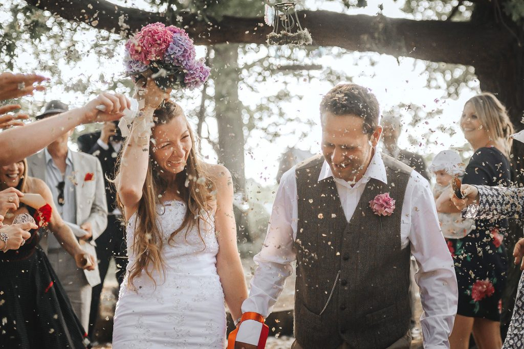 Image of a happy couple by Essex wedding photographer Kelsie Low Photography who is based in Essex photographing relaxed, fun weddings all over the Essex area.